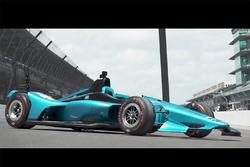 Presentazione IndyCar 2018