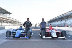 IndyCar-Test für 2018: Indianapolis, Juli