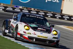 #48 Paul Miller Racing Porsche 911 GT3 RSR: Byrce Miller, Sascha Maassen