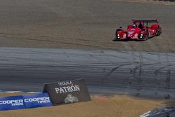 #18 Performance Tech Motorsports Oreca FLM09: Anthony Nicolosi, Ricardo Vera
