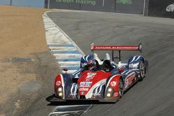 #25 Dempsey Racing Oreca FLM09: Henri Richard, Duncan Ende, Ryan Lewis