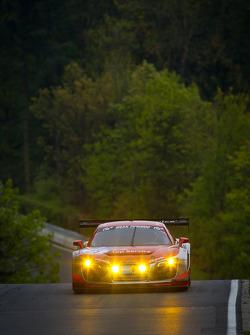 #25 Audi race experience Audi R8 LMS Ultra: Marco Werner, Christian Bollrath, Pierre Ehret, Peter Venn