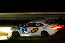 #186 Jaguar XF-S: Colin White, Nathan Freke, Meyrick Cox
