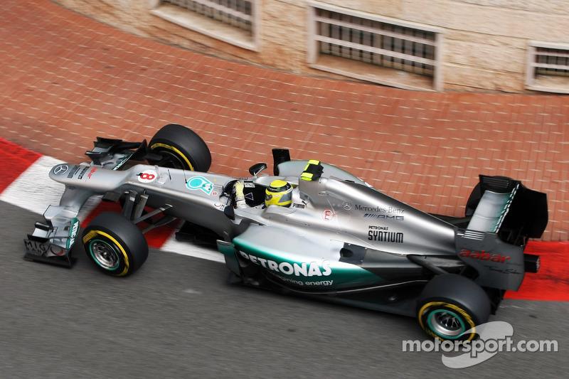 Monaco 2012: Podestplatz vor der Haustür