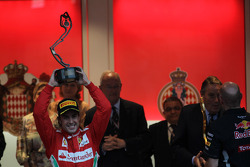 3rd place Fernando Alonso, Scuderia Ferrari