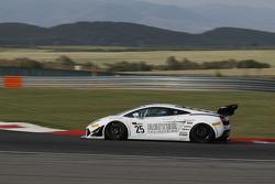 #25 Reiter Engineering Lamborghini Gallardo LP600: Peter Kox, Darryl O'Young