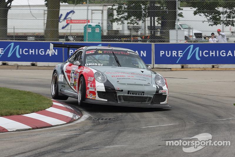 Tomy Drissi, Porsche 911 GT-3 Cup