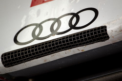 #2 Audi Sport Team Joest Audi R18 E-Tron Quattro car detail