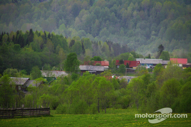 Rural Russia