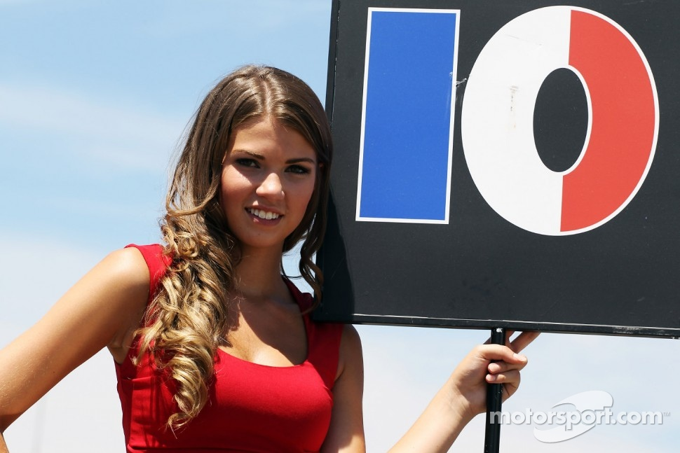 The Big Picture Best Of Grid Girls 2012