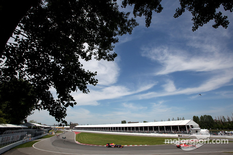 Sebastian Vettel, Red Bull Racing en Fernando Alonso, Scuderia Ferrari