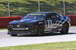 #01 CKS Autosport Camaro GS.R Eric Curran Lawson Aschebach