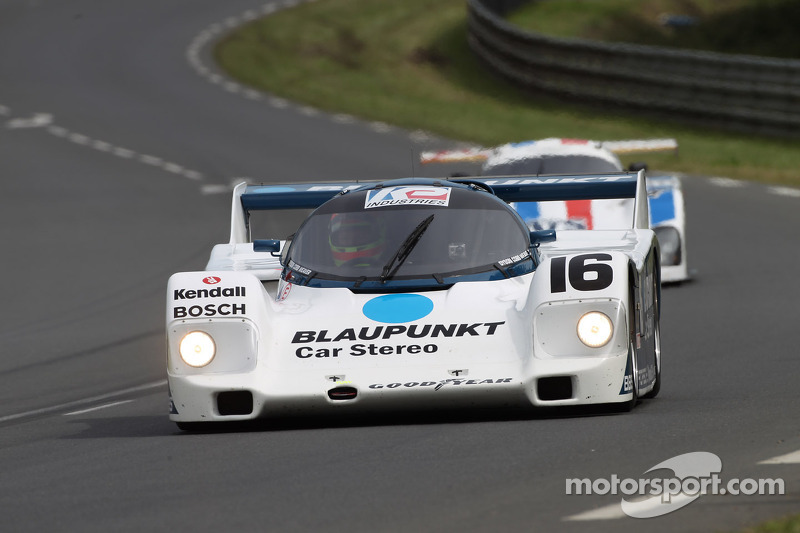 #16 Porsche 962: Zak Brown