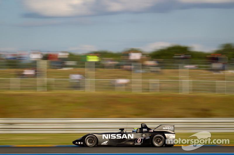 0 Highcroft Racing Delta Wing Nissan Marino Franchitti Michael Krumm Satoshi Motoyama