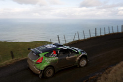 Yazeed Al Rajhi and Michael Orr, Ford Fiesta RS WRC