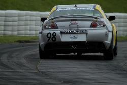 #98 Don Walker Mazda RX-8 : Steve Blethen