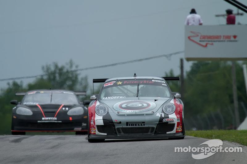 #47 TruSpeed Porsche GT3 Cup : Brett Sandberg