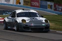 #44 Magnus Racing Porsche GT3: Andy Lally, John Potter, Patrick Long