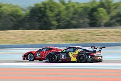 #8 Haribo Racing Team Porsche 997 GT3 R: Christian Menzel, Mike Stursberg, Hans Guido Riegel