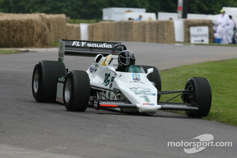 Williams Cosworth FW08C