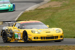 #3 Corvette Racing Compuware Cheverolet Corvette C6 ZR1: Jan Magnussen, Antonio Garcia