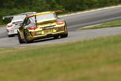 #11 JDX Racing Evident Capital Hertz Porsche 911 GT3 Cup: Chris Cumming, Michael Valiante