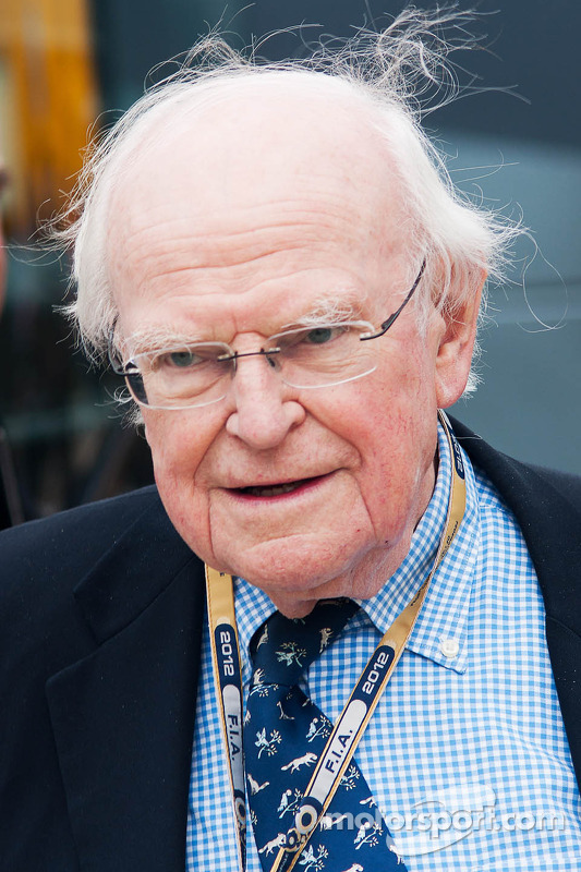 Sid Watkins, Ex-FIA Safety Delegate