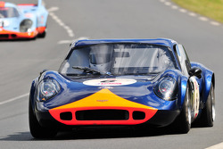 #6 Chevron B8: Sandy Watson, Martin O'Connel