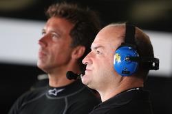 Peter Kox and Hans Reiter