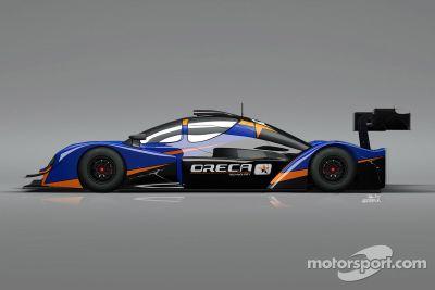 New ORECA prototype announcement