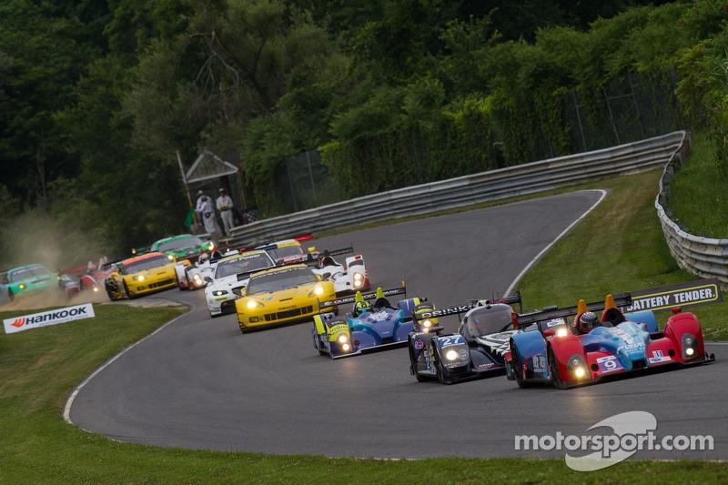 GT en LMP samen in de eerste ronde
