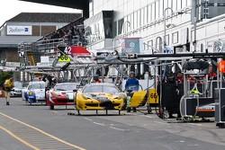 GT's prepare to qualify