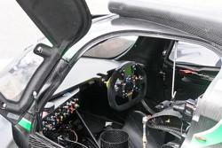 Lola B12/80 interior