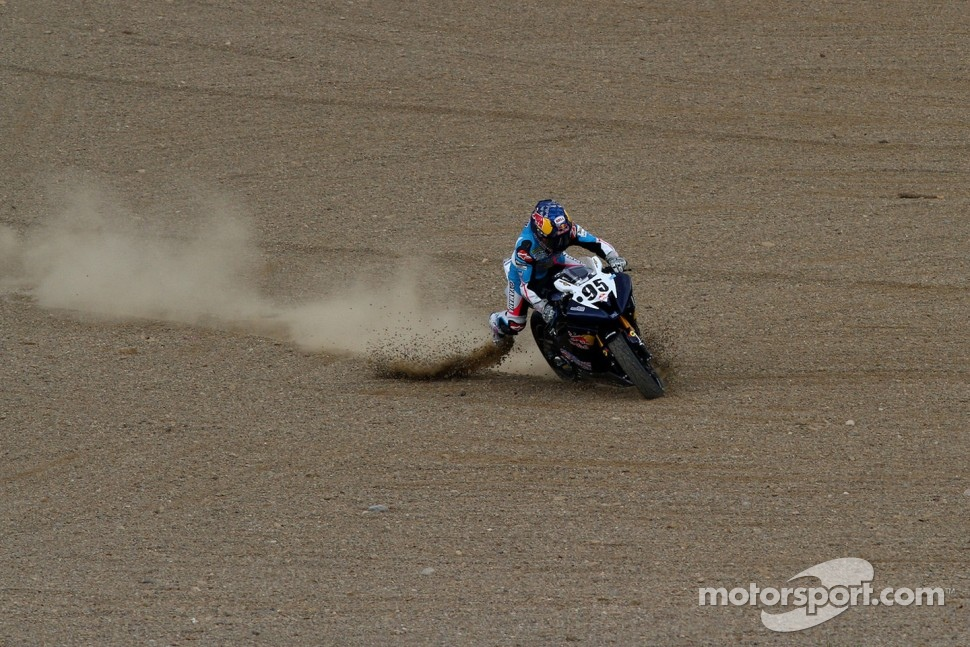 #95 Road Race Factory/Red Bull, Yamaha YZF-R6: JD Beach