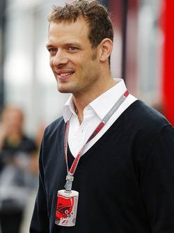 Alexander Wurz, Williams Driver Mentor