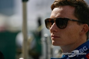 Mike Conway retired from oval racing