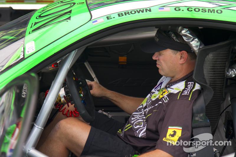 Extreme Speed Motorsports teamruimte