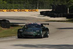 #007 2006 Aston Martin DBRS9: Rick Mancuso