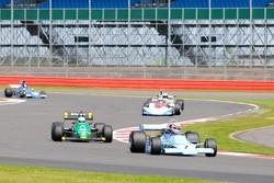 Acción del Grand Prix Masters F1 1966-1985.