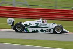 Michael Fitzgerald - Williams FW08