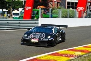 Jos Menten Racing #24 Lamborghini Gallardo