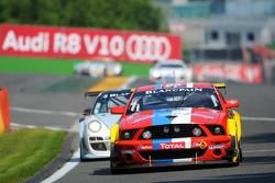 #85 Racing Adventures Ford Mustang FR500 GT3: Raphael van der Straten, Nicolas de Crem, Jose Close, Wolfgang Haugg