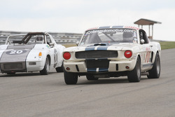 #70, 1966 Shelby GT350, Kevin Kommit & Hal McCarty