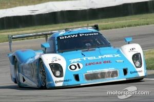 Chip Ganassi Racing BMW Riley with Scott Pruett