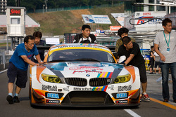 #4 GSR&Studie with Team Ukyo BMW Z4 GT3