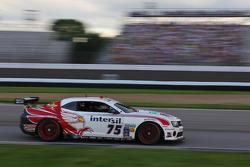 #75 Stevenson Motorsports Camaro GT.R: Matt Bell, Ronnie Bremer