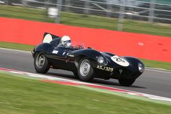 Adams/Ward - Jaguar D Type