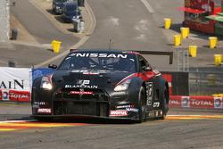 #35 GT Academy Team RJN Nissan GT-R Nismo GT3: Chris Ward, Jann Mardenborough, Alex Buncombe, Lucas Ordonez