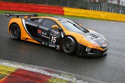 #15 Boutsen Ginion Racing McLaren MP4-12C GT3: Massimo Vagliani, Jérome Thiry, Sarah Bovy, Marlène Brogg