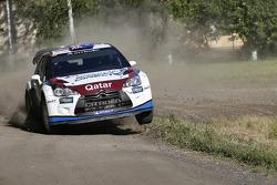 Chris Atkinson and Stéphane Prévot, Citroën DS3 WRC